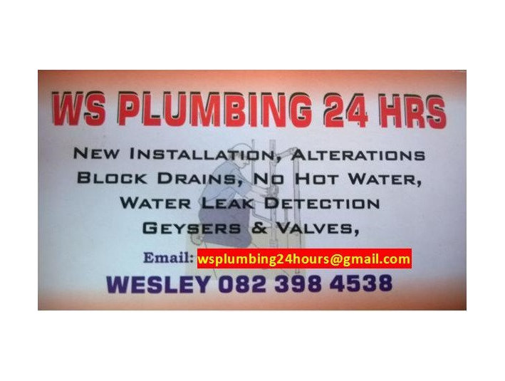 Wesley Stopforth, Plumbing, Electrical and Locksmith - Electricistas
