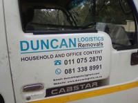 Duncan Logistics (1) - Removals & Transport