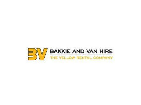 Bakkie and Van Hire - Removals & Transport