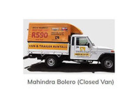 Bakkie and Van Hire (2) - Removals & Transport