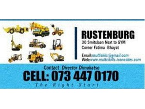 MULTISKILLS RUSTENBURG - Coaching & Training