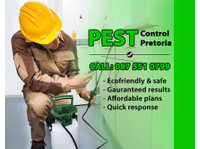Pretoria Pest Control (4) - Home & Garden Services