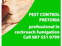 Pretoria Pest Control (6) - Home & Garden Services