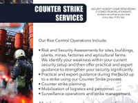 Central Executive Network High Risk Specialists (3) - Security services