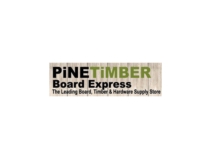 Pine Timber Board Express - Home & Garden Services
