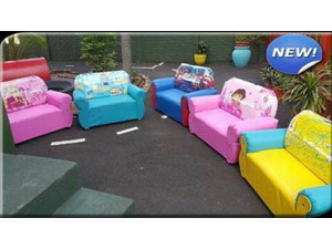 Custom Kiddies Couches - Furniture