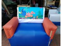 Custom Kiddies Couches (1) - Furniture