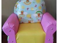 Custom Kiddies Couches (2) - Furniture