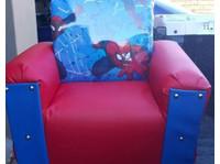 Custom Kiddies Couches (3) - Furniture