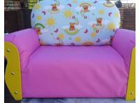 Custom Kiddies Couches (4) - Furniture
