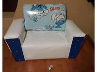Custom Kiddies Couches (5) - Furniture