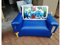 Custom Kiddies Couches (7) - Furniture