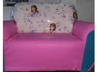 Custom Kiddies Couches (8) - Furniture
