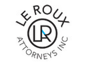 Le Roux Attorneys Inc. - Lawyers and Law Firms