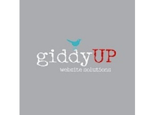 Giddy Up - Webdesign