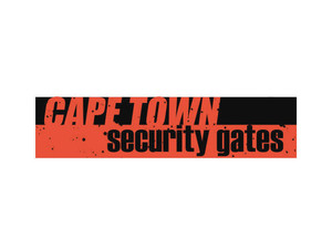 Cape Town Security Gates - Security services