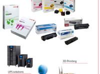 Oxbow Sa (5) - Office Supplies