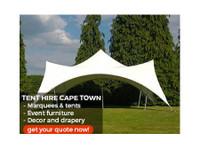 Brian Van, Tent Hire (2) - Home & Garden Services