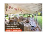 Brian Van, Tent Hire (4) - Home & Garden Services