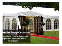 Brian Van, Tent Hire (6) - Home & Garden Services