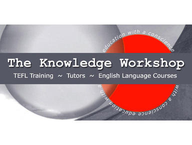 The Knowledge Workshop - Language schools