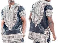 African Men Attire (1) - Kleren