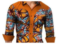 African Men Attire (3) - Clothes