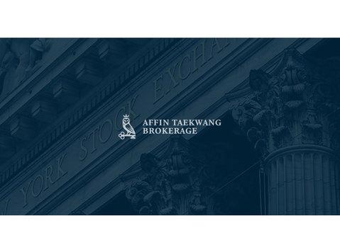 Affin Taekwang Brokerage - Consultancy