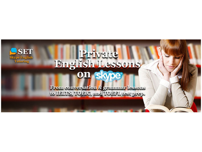 Skype English Tutoring - Online courses