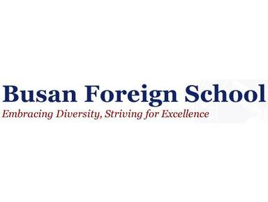 Busan Foreign School - International schools