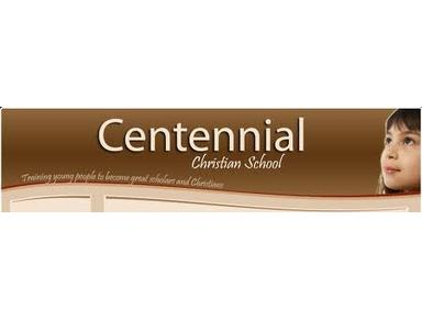 Centennial Christian School - International schools