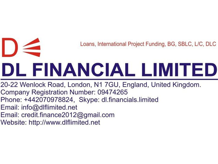 DL Financial LTD - Business & Networking