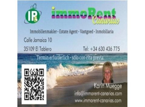 Immorent - Canarias inmobiliaria - Agencias de Alquiler