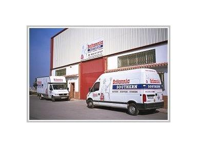 Britannia Southern (Spain) - Removals & Transport