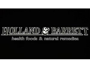 Holland & Barrett - Покупки