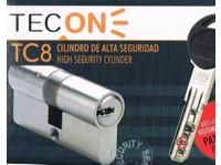 Security of Spain Locksmiths (5) - Servicios de seguridad
