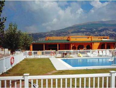 Camping El Tejon - Camping & Caravan Sites