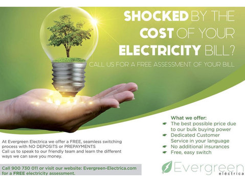 Evergreen Electrica - Utilities
