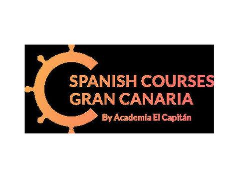 Spanish Courses Gran Canaria - Academia El Capitán - Language schools