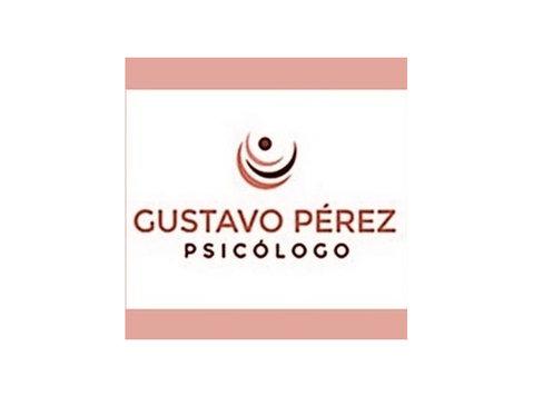 Gustavo Pérez Psicólogo - Psychologist & psychotherapist - Psihoterapie
