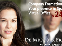 De Micco & Friends company formation lawyers and tax advisor (1) - Formazione in-company