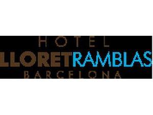 Hotel Lloret Ramblas - Hotels & Hostels