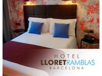 Hotel Lloret Ramblas (1) - Hotels & Hostels