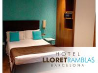 Hotel Lloret Ramblas (3) - Hotels & Hostels