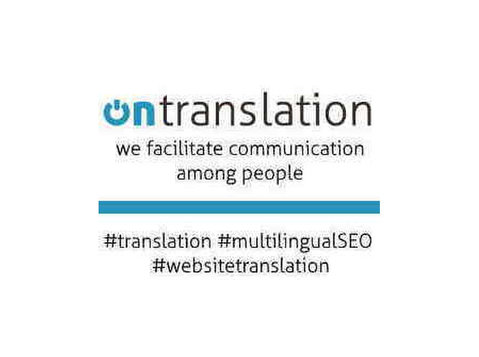 Ontranslation professional translation agency - Translators