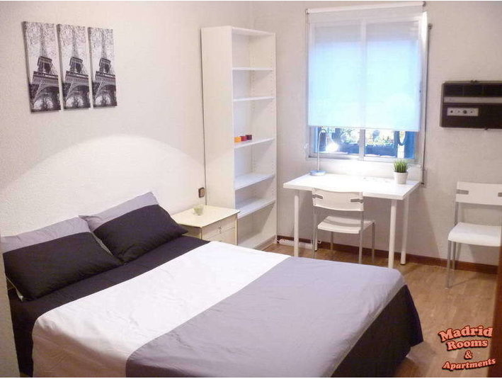 Madrid Rooms and Apartments - Servicios de alojamiento