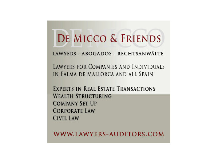 De Micco & Friends Lawyers & Auditors - Commercial Lawyers