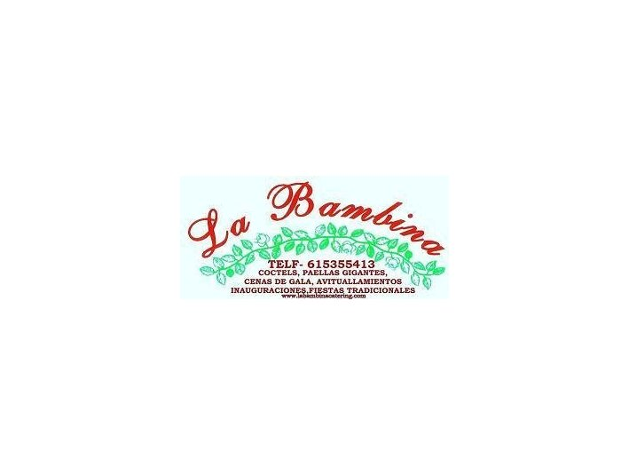La Bambina Catering - Food & Drink
