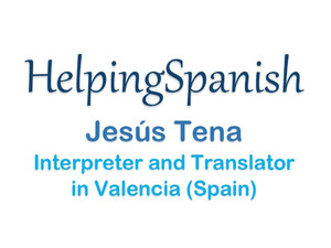English <> Spanish interpreter and translator in Valencia - Translators