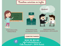Salon de Idiomas (2) - Language schools